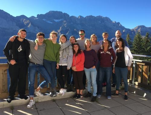 Le comité du Ski Club en route pour la nouvelle saison !
